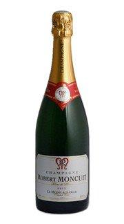 Champagne Extra Brut Blanc de Blancs Grand Cru Reserve 'Perpetuelle' Robert Moncuit