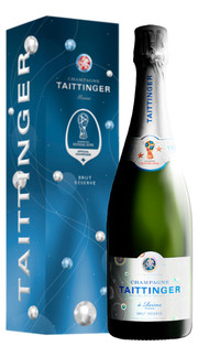 Champagne Brut Reserve 'Fifa World Cup 2018' Taittinger