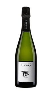Champagne Brut Nature 'Fleur de l'Europe' Fleury
