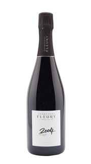 Champagne Extra Brut Fleury 2004