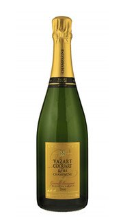 """Champagne Brut Blanc de Blancs Grand Cru """"Grand Bouquet"""" Vazart Coquart 2010"""
