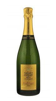 """Champagne Brut Blanc de Blancs Grand Cru """"Grand Bouquet"""" Vazart Coquart 2009"""