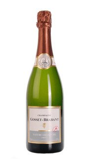 Champagne Brut Nature Grand Cru Gosset Brabant
