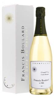Champagne Brut Nature Blanc de Blancs Grand Cru 'Grande Montagne' Francis Boulard 2009