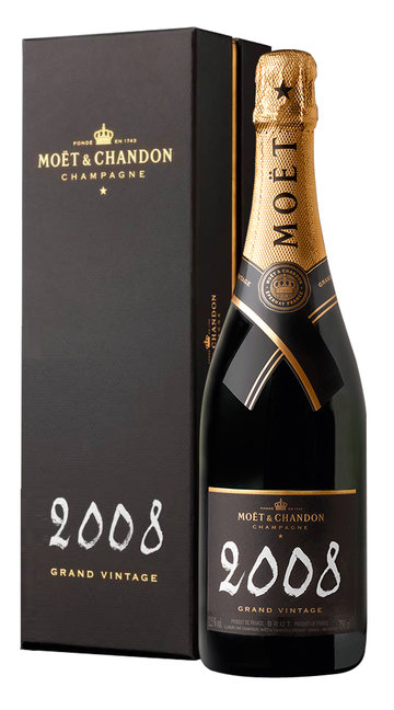 Champagne Brut 'Grand Vintage' Moet & Chandon 2008 (confezione)