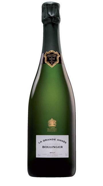 Champagne Brut 'Grande Année' Magnum Bollinger 2007