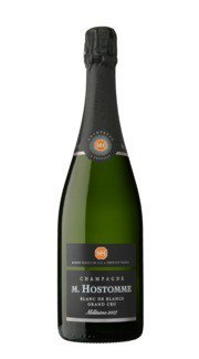 Champagne Brut Blanc de Blancs Grand Cru Hostomme 2007