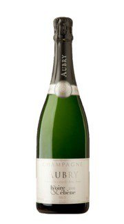 Champagne Brut Tradition 'Ivoire et Ebene' Aubry 2011