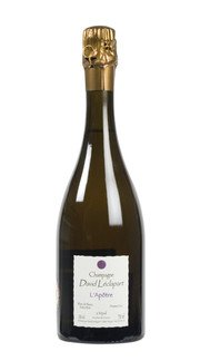 """Champagne Extra Brut Blanc de Blancs Premier Cru """"L'Apôtre"""" David Léclapart"""