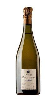 """Champagne Extra Brut Blanc de Blancs Premier Cru """"L'Artiste"""" David Leclapart"""