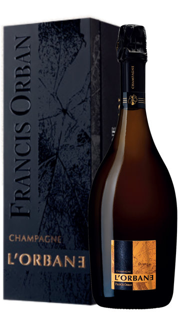 Champagne Brut 'Cuvée L'Orbane' Francis Orban (confezione)