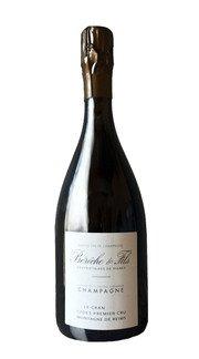 Champagne Extra Brut Premier Cru 'Le Cran' Bérèche et Fils 2010