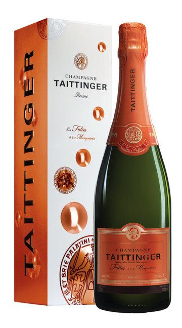 Champagne Brut 'Les Folies de la Marquetterie' Taittinger
