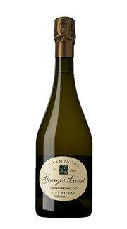 """Champagne Brut Nature Blanc de Blancs Premier Cru """"Les Chênes"""" Georges Laval 2011"""