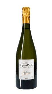Champagne Extra Brut Blanc de Blancs 'Les Pierrieres' Ulysse Collin