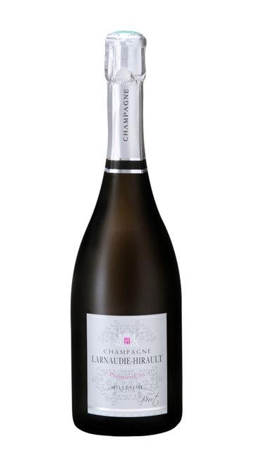 Champagne Brut Premier Cru Millesimé Larnaudie-Hirault 2011