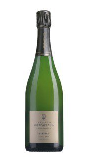 Champagne Extra Brut Blanc de Blancs Grand Cru 'Mineral' Agrapart 2010