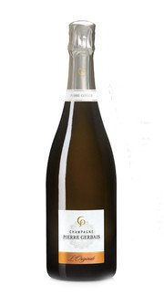 """Champagne Pas Dosé """"L'Originale"""" Pierre Gerbais"""