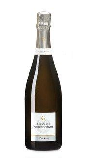 Champagne Extra Brut Blanc de Blancs 'L'Osmose' Pierre Gerbais
