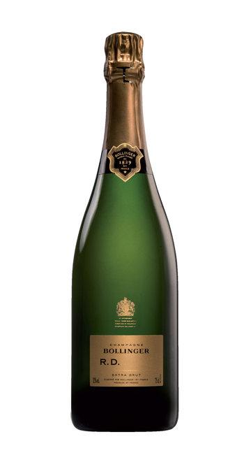 Champagne Extra Brut 'R.D.' Bollinger 2002