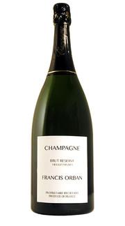 Champagne Brut Reserve Vielles Vignes Magnum Francis Orban