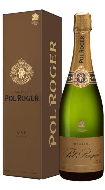 Champagne Demi Sec 'Rich' Pol Roger