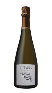 Champagne Extra Brut 'Robert' Fleury 2005