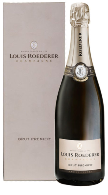 Champagne Brut Premier Magnum Louis Roederer (confezione)