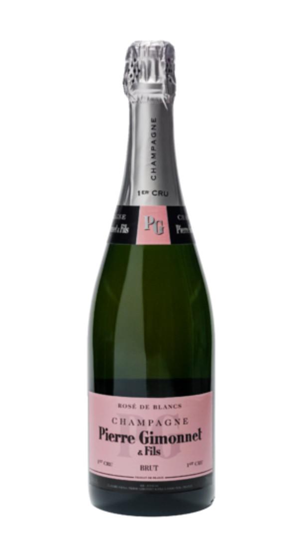 Champagne Rosé de Blancs Premier Cru Pierre Gimonnet
