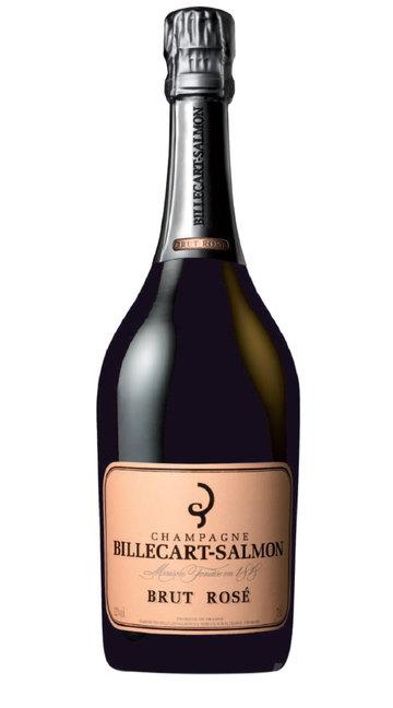 Champagne Rosé Brut Magnum Billecart Salmon