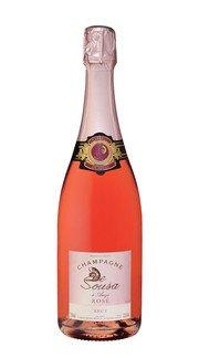 Champagne Rosé Brut De Sousa