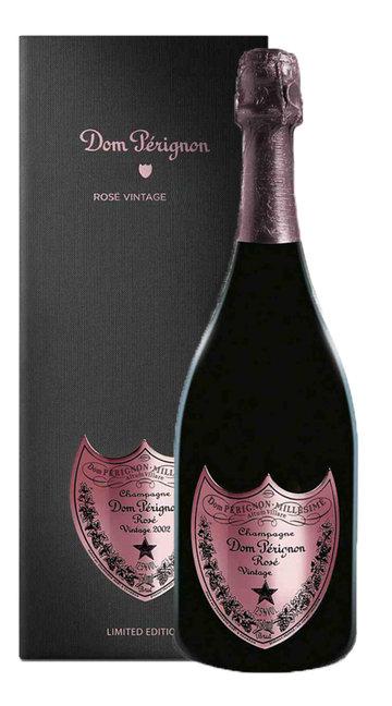 Champagne Rosé Brut Dom Perignon 2005 (confezione)