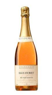 Champagne Rosé Brut Grand Cru Egly Ouriet