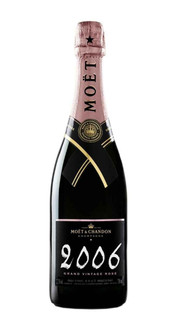 Champagne Rosé Brut 'Grand Vintage' Moet & Chandon 2006