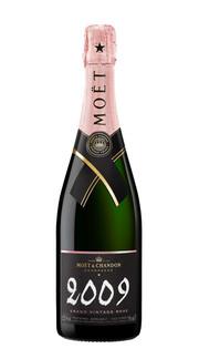 Champagne Rosé Extra Brut 'Grand Vintage' Moet & Chandon 2009