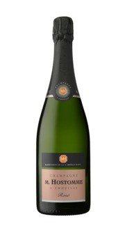 Champagne Rosé de Saignée Brut Hostomme