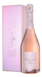 Champagne Rosé Brut Grand Cru 'L'Intemporelle' Mailly 2010