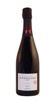Champagne Rosé de Saignée Brut Premier Cru Roger Pouillon