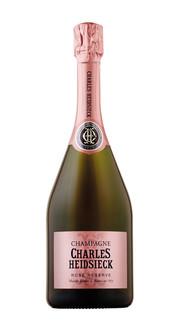 Champagne Rosé Brut Reserve Charles Heidsieck