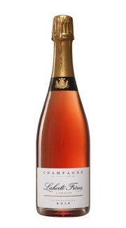 "Champagne Rosé Brut ""Ultradition"" Laherte Freres"