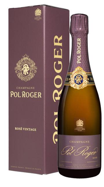 Champagne Rosé Brut 'Vintage' Pol Roger 2009