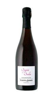 Champagne Rosé Extra Brut 'Saignée de Sorbée' Vouette et Sorbée