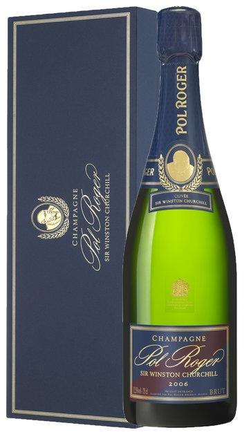 Champagne Brut 'Cuvée Sir Winston Churchill' Magnum Pol Roger 2006