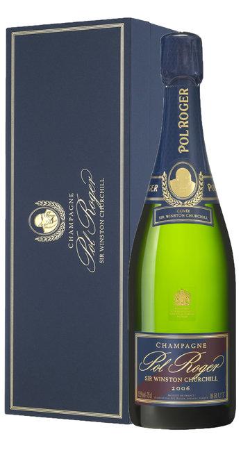 Champagne Brut 'Cuvée Sir Winston Churchill' Pol Roger 2006