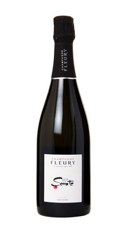 Champagne Extra Brut 'Sonate' Fleury 2011
