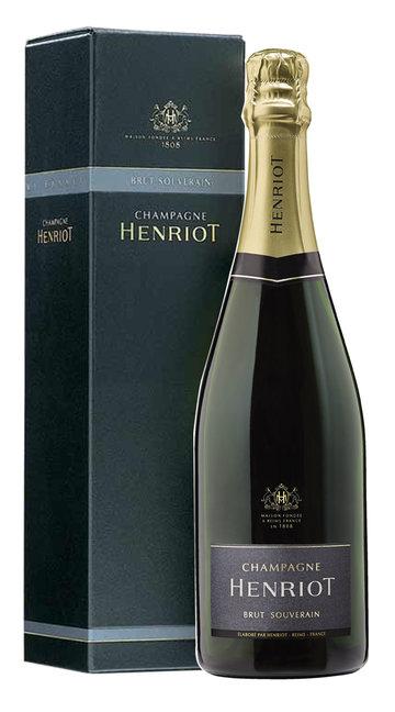 Champagne Brut 'Souverain' Henriot (confezione)