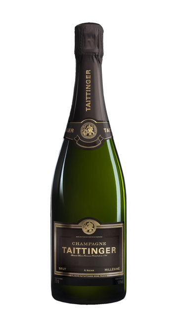 Champagne Brut Millésimé Taittinger 2012