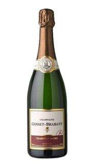 Champagne Brut Premier Cru 'Tradition' Gosset Brabant