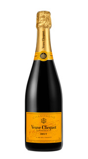 "Champagne Brut ""Yellow Label"" Veuve Clicquot"