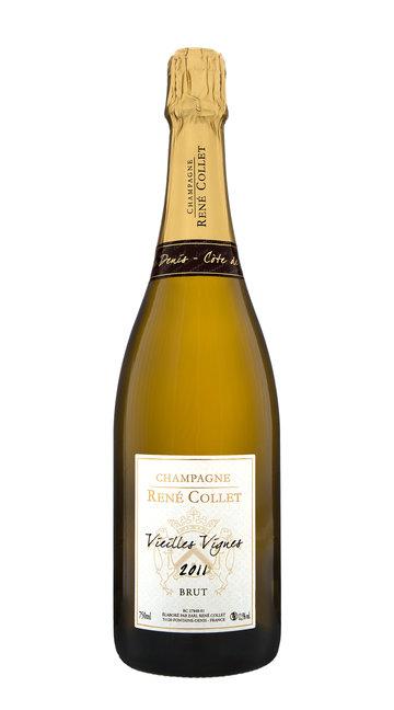 Champagne Brut Vieilles Vignes Domaine Collet 2011